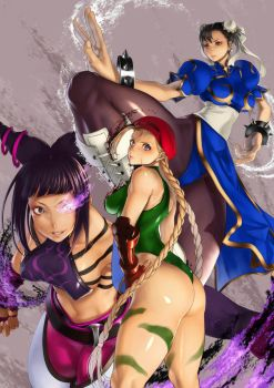 SUPER STREET FIGHTER IV by kazakami