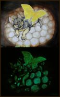 Glow in the dark 01 by neonspider