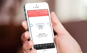 Jewelry App Concept Design by ifeell