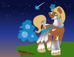 Sidereal Equinox by Inkwell-Pony