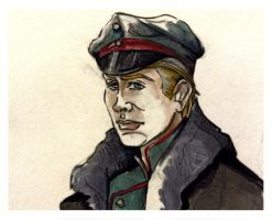 The Red Baron trading card by lilbit075