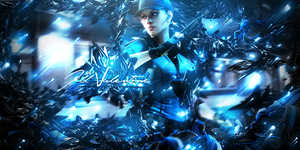 Jill Valentine VTypo by Killou-Xx