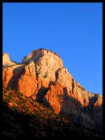 Zion in the Morn by Uzumate