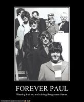 Forever Paul by TheOriginalBeatleBug