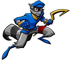 Sly Cooper SSBC by MJC100