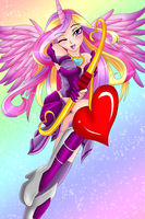 Cupid Cutie Cadance by Viracon