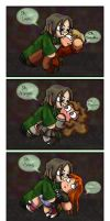 For the Love of Snape by thedustyphoenix