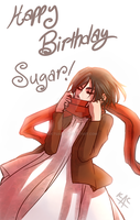 Happy Birthday Sugar Chan! by Noctuart