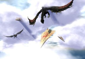 Dragon Wars by connorz16