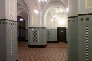 Art Deco Interior, Prague by Botfly