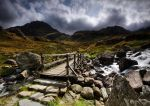 The Bridge to Tryfan by DL-Photography