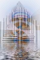TheChrystal Tower by bluesman219