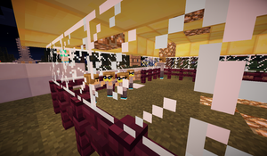 The Butterstaches Invade! (Texture pack by Vendus