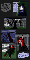 Dumb comic: Contains leaves by Astronblackmoon