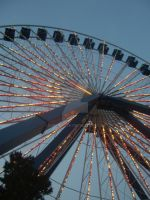 The Giant Wheel by shenny-lee