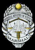 Imperial Ministry of Justice Badge by Sabakakrazny