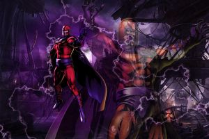 MvC Magneto by ighor5