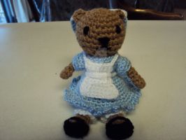 Present to my Mom: Bearlice by altearithe