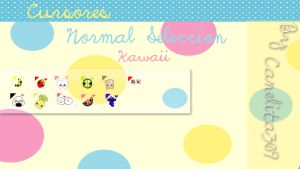 Cursores Seleccion Normal Kawaii by SriitaDeWatt