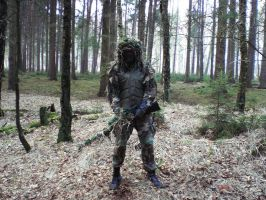 Old Ghillie by TheTomi