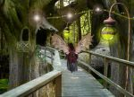 FAIRY WOOD COUNCIL HOUSE by HumbleLuv