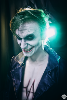 Joker [Injustice2] by ThePuddins