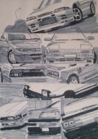 80's JDM Collection by And300ZX