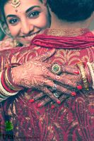 Indian Wedding by rahuldecunha