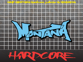 MTN Hardcore palette for GIMP by dfmurcia