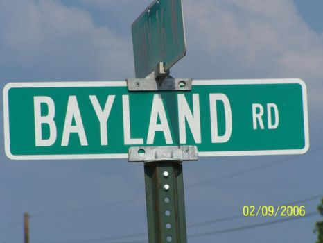 Street Sign for my son by DragonflyHeart