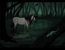 The Swamp by Syeiraxx