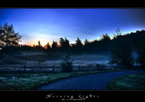 Morning Lights - HDR by T7-Productions