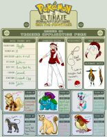 Shayla - Trainer Sheet by Substrain-Seven