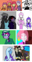 picture dump thing? by LadyDarthorn