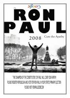 Ron Paul champion of the Const by filoarts