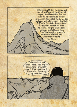 Skull-WFA round 21 page 01. by theartistic