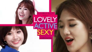 Hari Won - -Lovely - Active - Sexy- (Official MV)  by Seohyun3