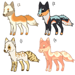 Mostly Natural Adopts. by Samooraii