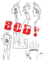 Manga Tips 4 :: BODY by WickedJuti
