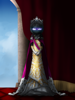 Her Imperial Majesty by oOLITTLEKITTYOo