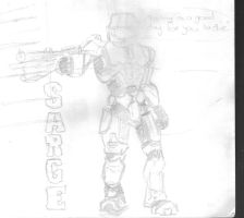 Sarge sketch by Neighthirst