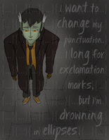HINABN/WB - Change my Punctuation by Eloarei