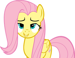 Fluttershy is Looking... by Crisx3