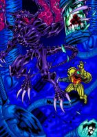 Super Metroid by Joelchan