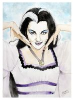Lily Munster by NobuSama