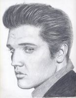 Elvis by Kevin329