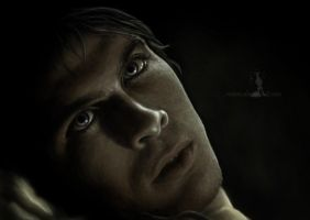 Damon - Ian Somerhalder by reneev