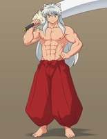 The REAL Inuyasha by DemonQueen17