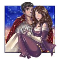 Jomeo and his Juliet by nefgoddess