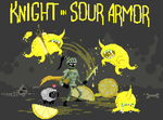 Pixel PL - Knight in Sour Armor by MindofGemini